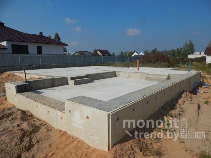 Фбс строительства ленточного фундамента в Балашихе